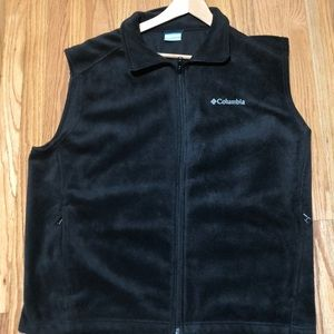 Like New Columbia Fleece Vest Size XL